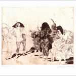 """Weisbuch engraving """"comedia dell arte"""""""
